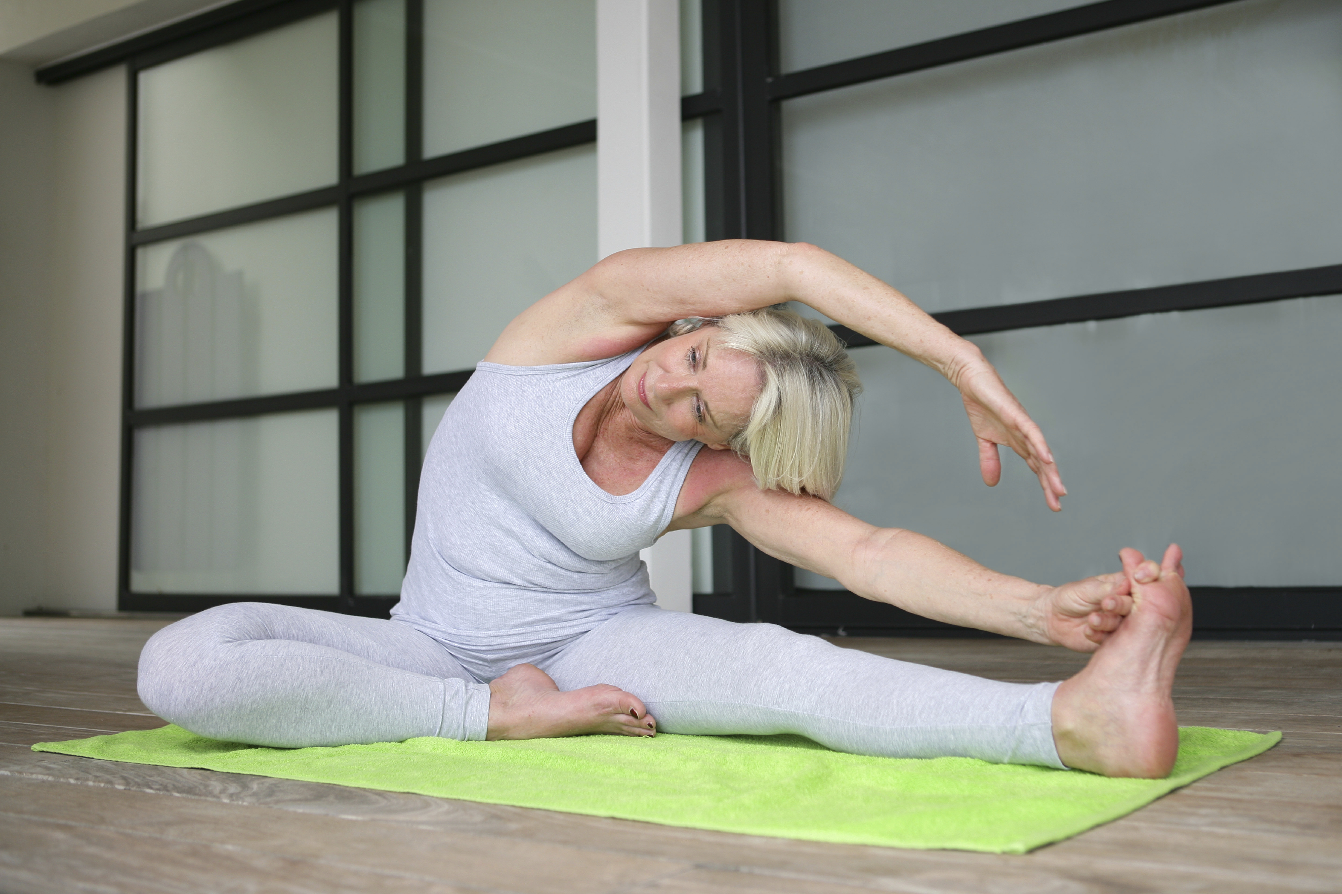 Exercises and Stretching