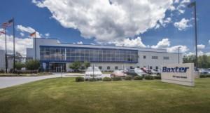 Baxter's hemodialysis dialyzer plant in Opelika