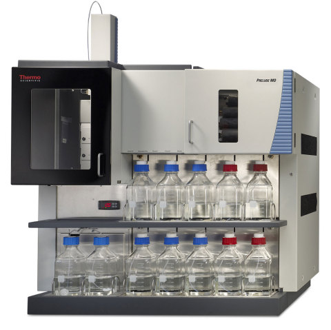 Thermo Scientific Prelude MD HPLC instrument