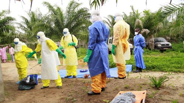 Sierra Leone Ebola village