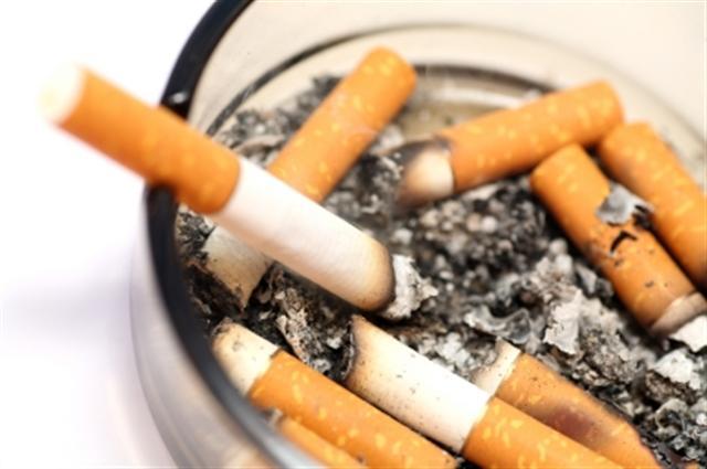 Smoking 'risk
