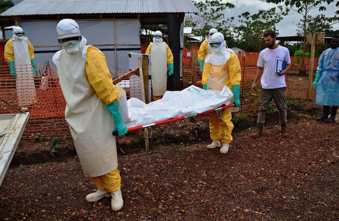 Boy dies of Ebola in Liberia,