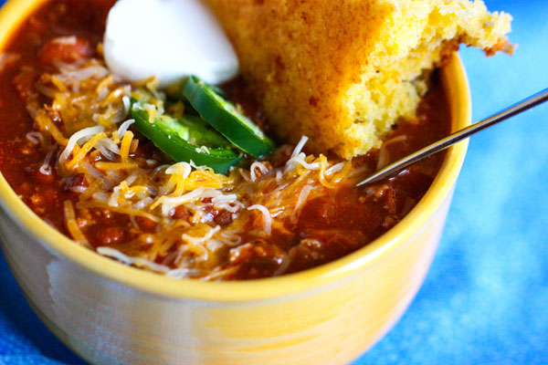 The Best Chili Recipe