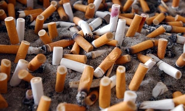 Tasmania may raise smoking