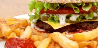 The 'world's healthiest burger