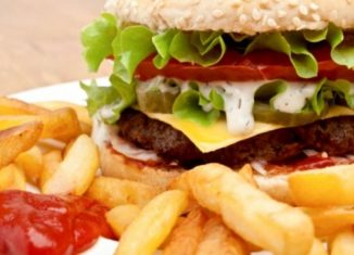 The 'world's healthiest burger
