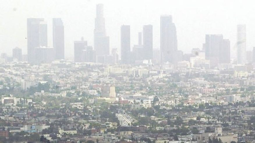 Air Pollution Tied