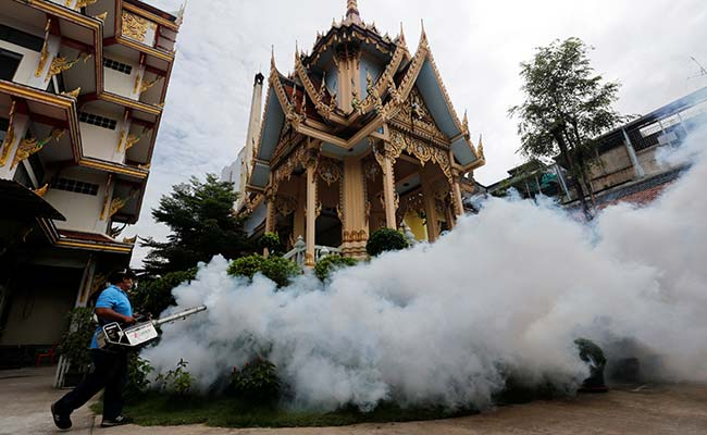 200 Zika Cases Thailand