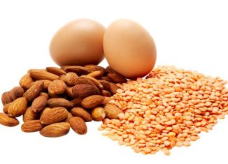 Eggs and Nuts