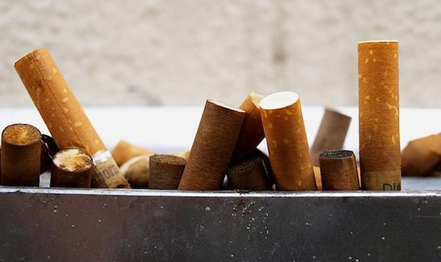 Cigarette filter