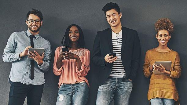 Millennials Brush Teeth