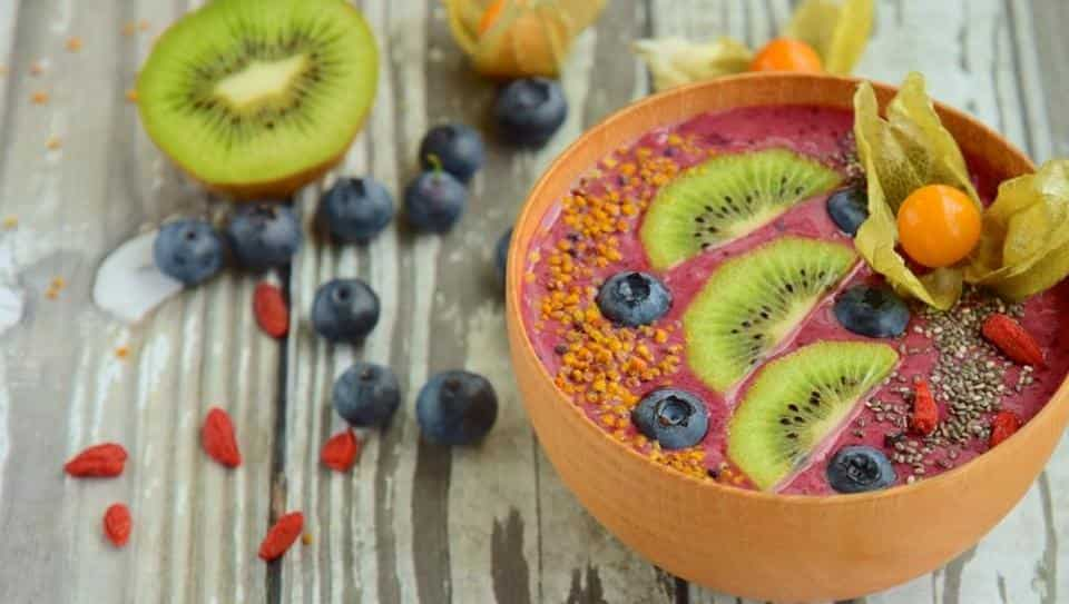 Five fitness superfoods