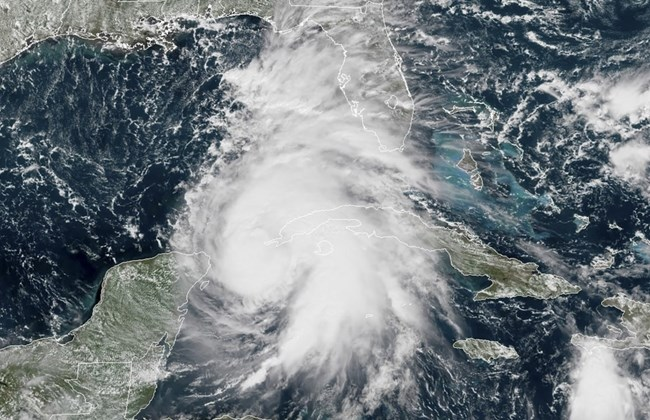 Hurricane Michael's health risks
