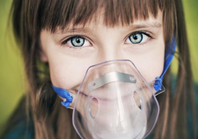 Asthma Cases In Children
