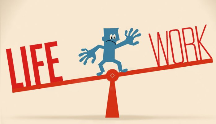 your work life balance