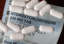 Hydroxychloroquine pills